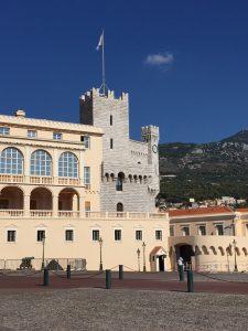 Palais princier Monaco