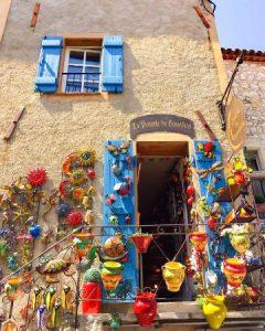 Gourdon village de provence, visite guidée privée et thématique