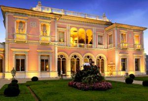 Villa Rothschild St jean cap ferrat, visite guidée