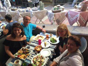 Visite guidée de Nice, guide et chauffuer, viste gourmande Nice cuisine niçoise