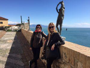 Antibes, vieille ville Visite privée du musée picasso