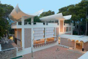 Fondation maeght st paul de vence, Cote d'Azur