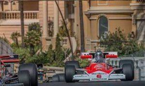F1 race car, Monaco montecarlo