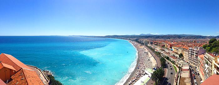 Visite guidée de Nice, guide et chauffuer, tour de ville des visites personnalisées à la carte