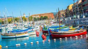 Port de Nice, Cote D'Azur