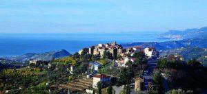 Visite guidée village Seborga perché Italie