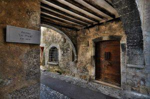 St paul de vence, ruelle village tour privé