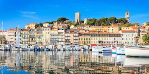 Cannes et son port st Ppierre visite guidée, art and tours