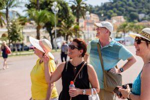 visites privées sur la côte d'Azur