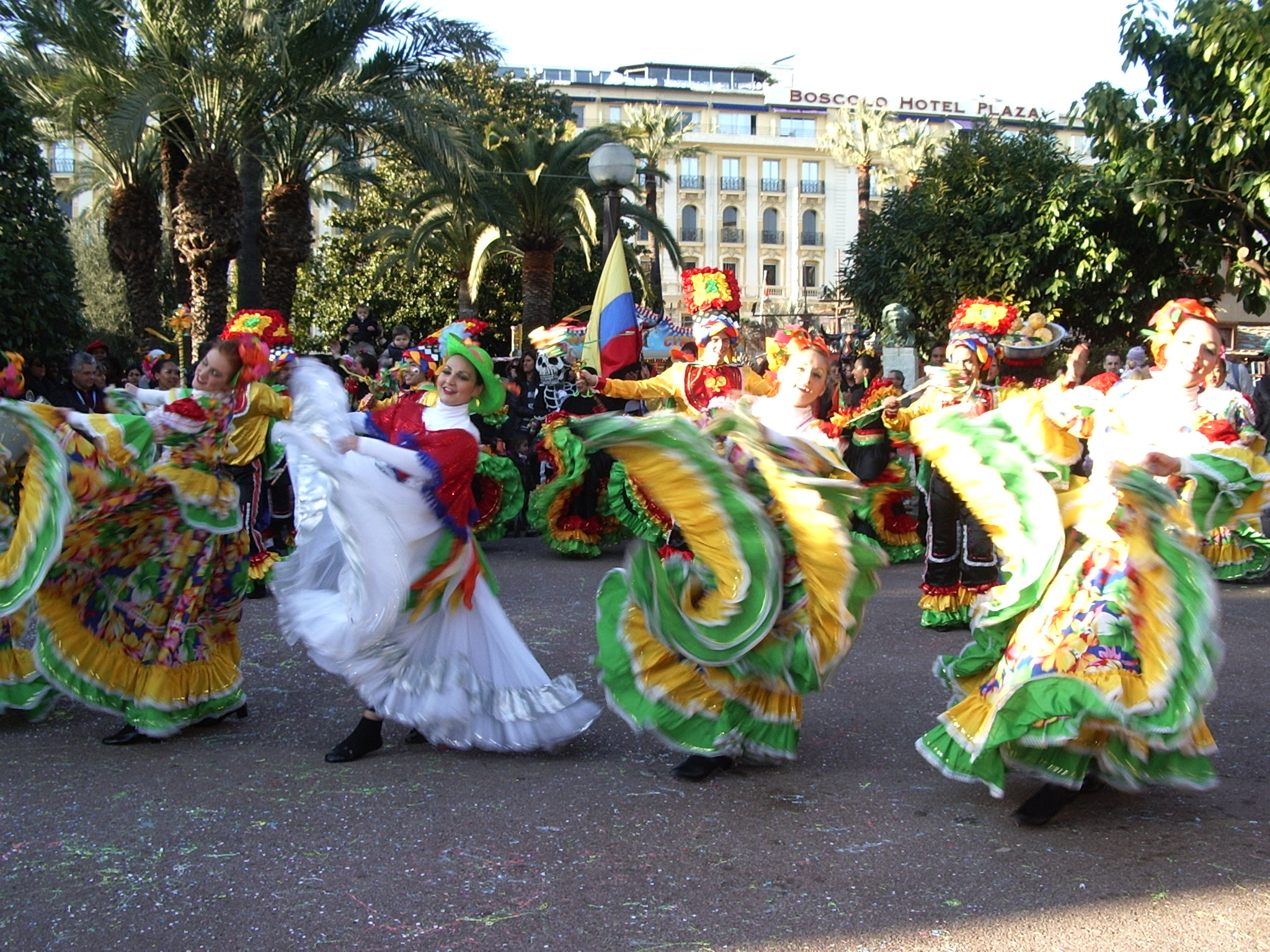 Carnaval de Nice visite vieille vile guide conférencière