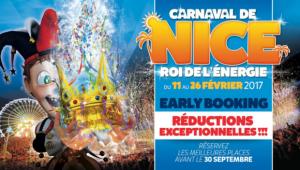 Nice fête le carnaval , visite guidée hisotire et patrimoine art and tours