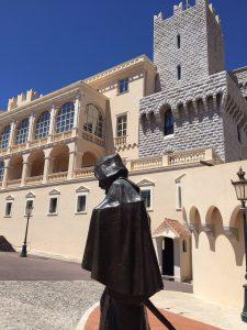 Monaco Palais princier des grimaldii