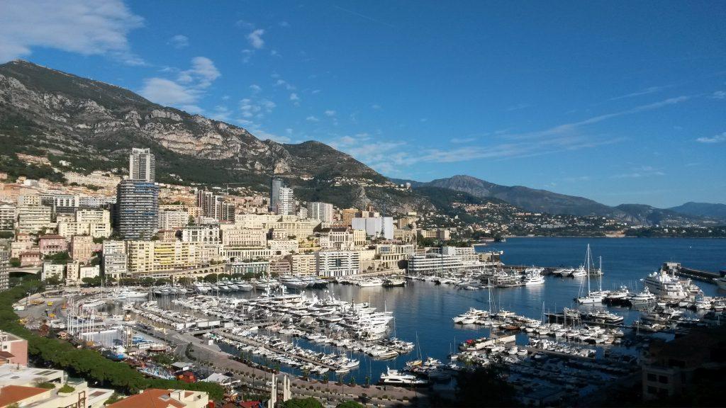 Port hercule Monaco Monte carlo