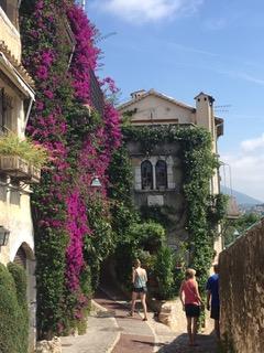 Saint Paul de Vence avec Art and Tours